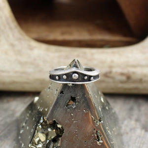 Vega Ring - Acid Queen Jewelry