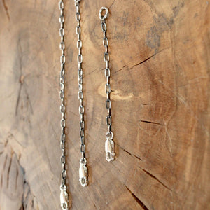 Optional Silver Chain Extender - Acid Queen Jewelry