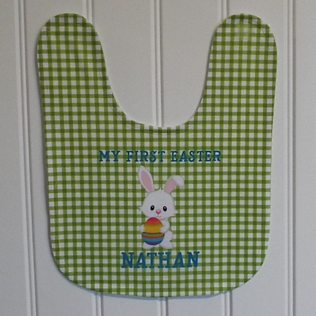 bb32 Easter Bib