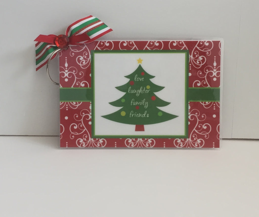 cd01 Tree Cardholder