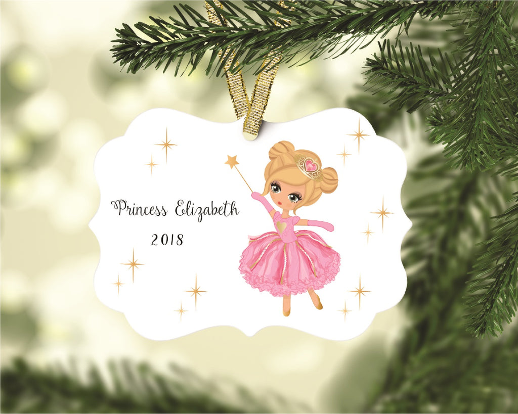 or01 Princess Ornament