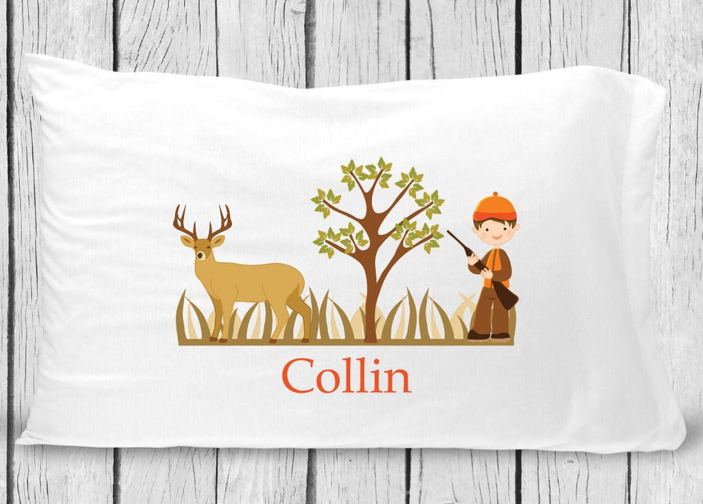 pc117 Hunter Pillowcase