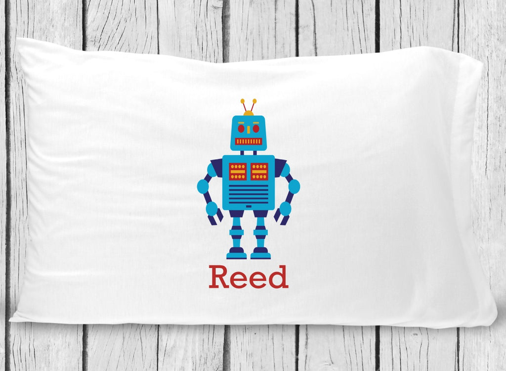 pc135 Robot Pillowcase