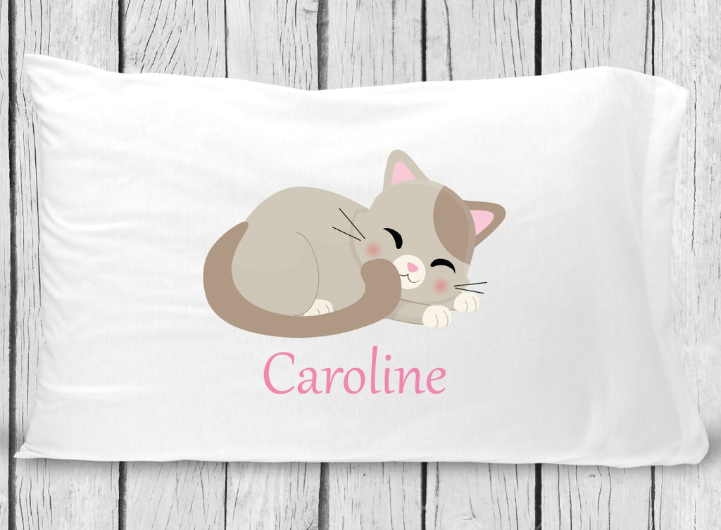 pc136 Kitten Pillowcase