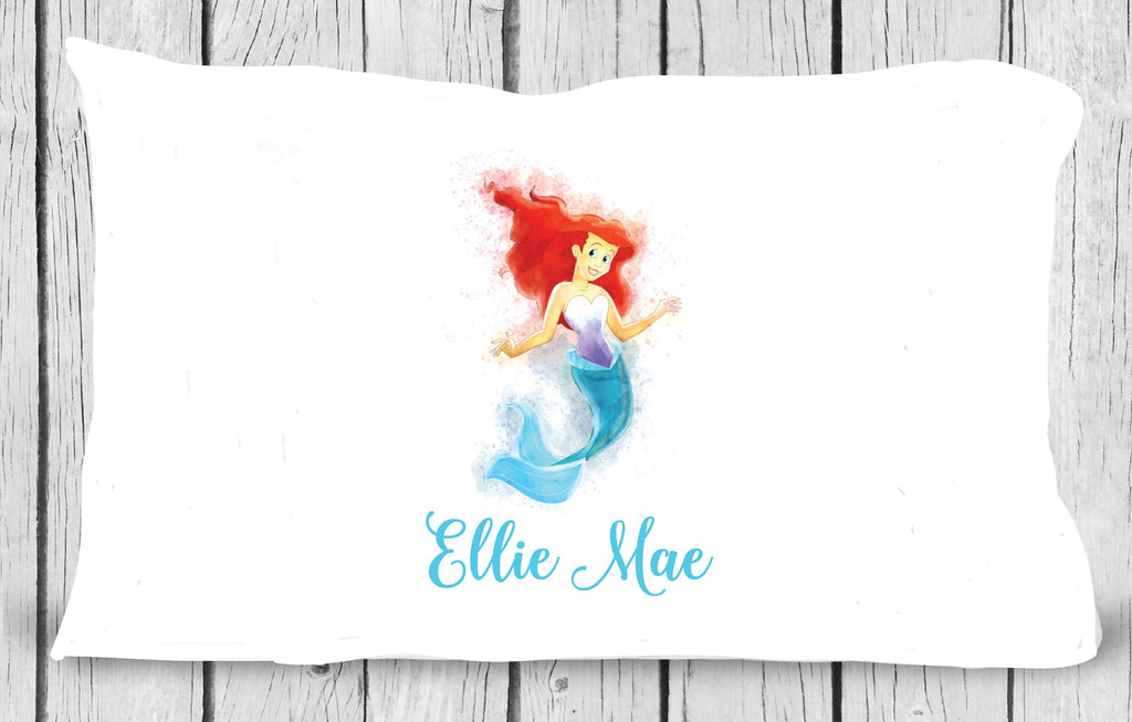 pc216 Mermaid Pillowcase