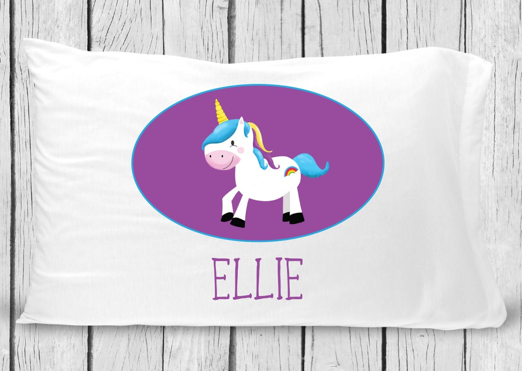 pc22 Unicorn Pillowcase