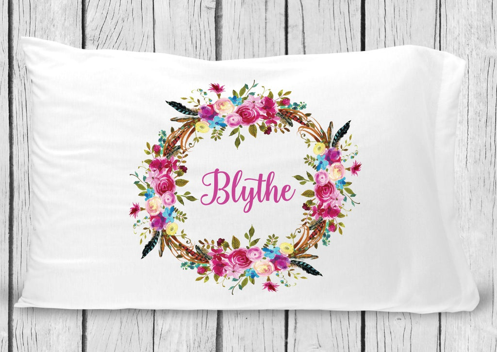 pc58 Boho Pillowcase