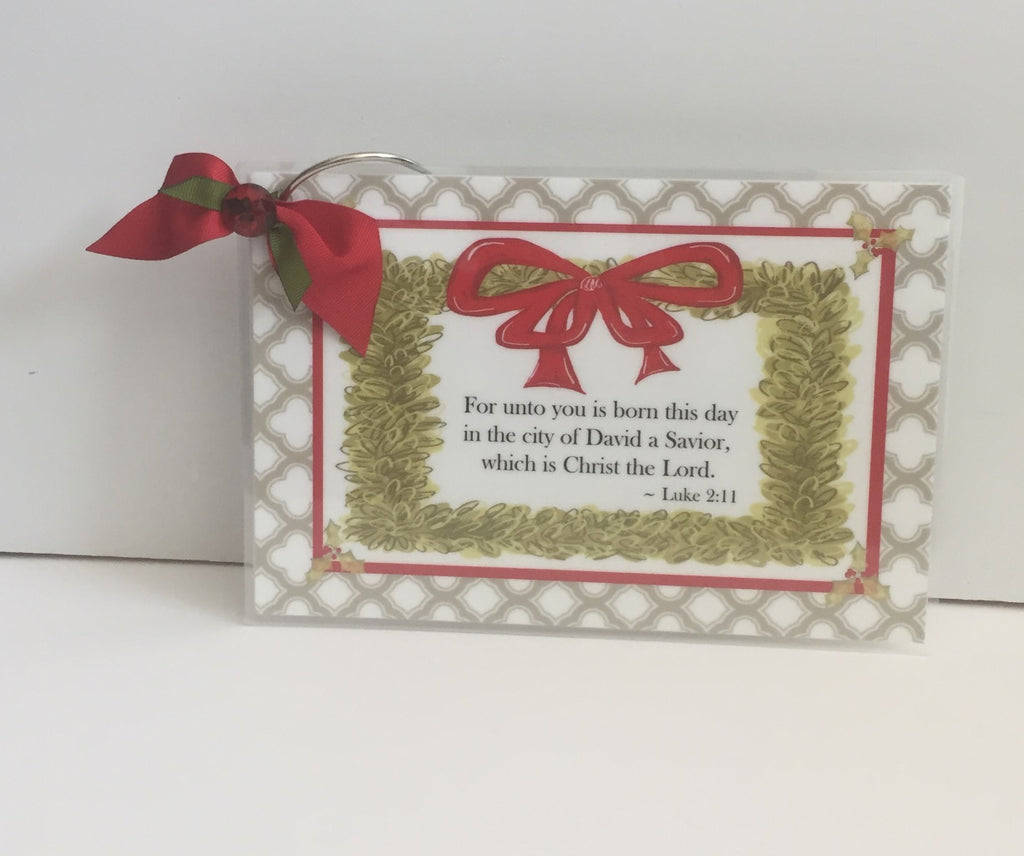 cd06 Scripture Cardholder