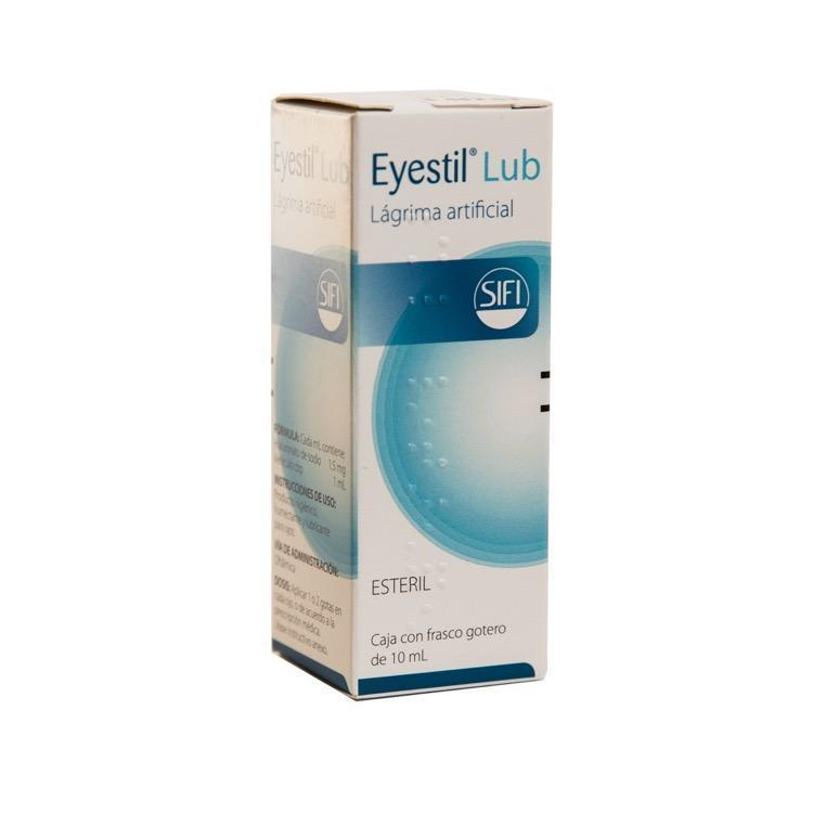 Eyestil Lub 1 5Mg/Ml Fco 10Ml