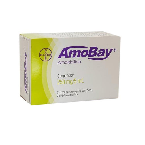 Amobay 250Mg Susp 75Ml