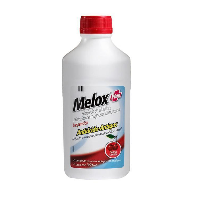 Melox Plus Cza Susp 360Ml