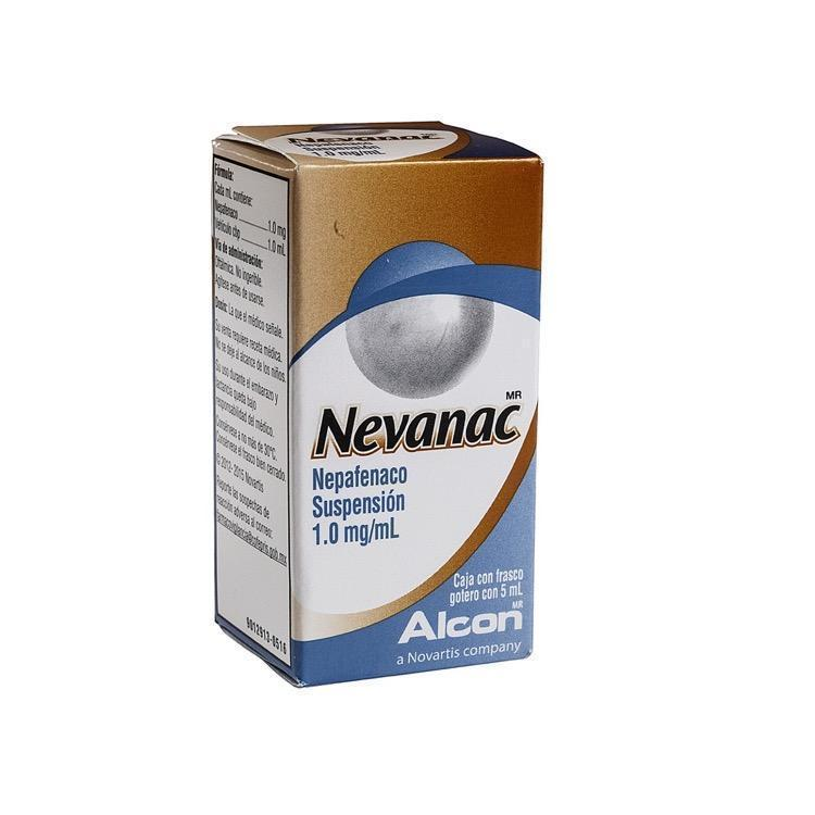 Nevanac Susp 1 0Mg 5Ml