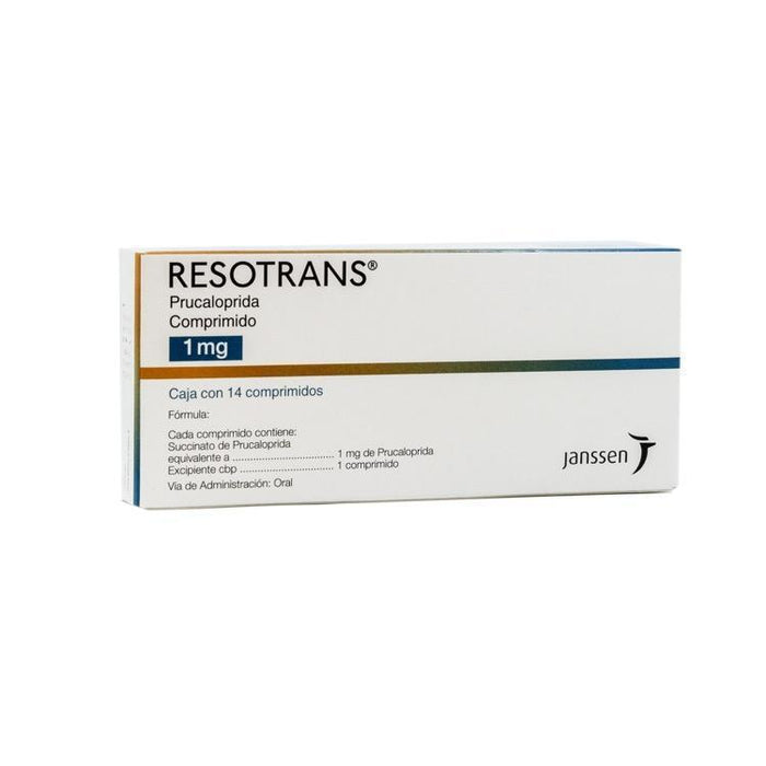 Resotrans 1Mg Cpr C14