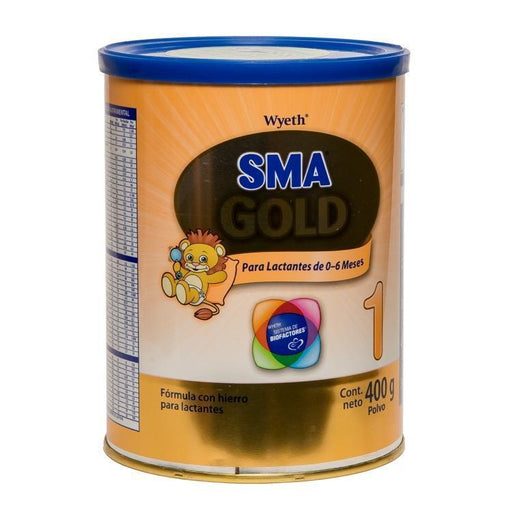 Sma Nf Gold Pvo 400G