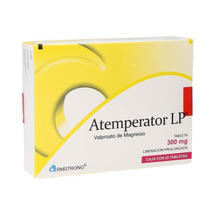 Atemperator Lp 300Mg Tab C20