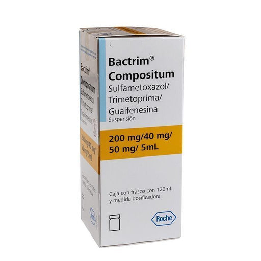 Bactrim Cpto Jbe 120Ml