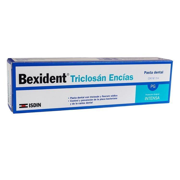 Bexident Tricl Dentr Pdnt 75Ml