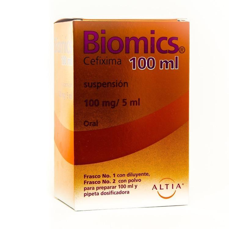 Biomics Susp 2G 100Ml