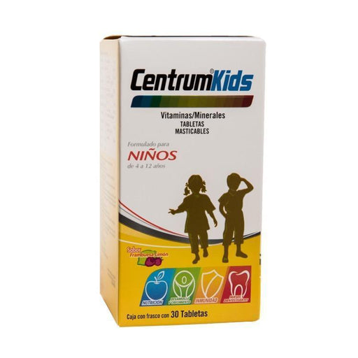 Centrum Kids Tab Mast C30