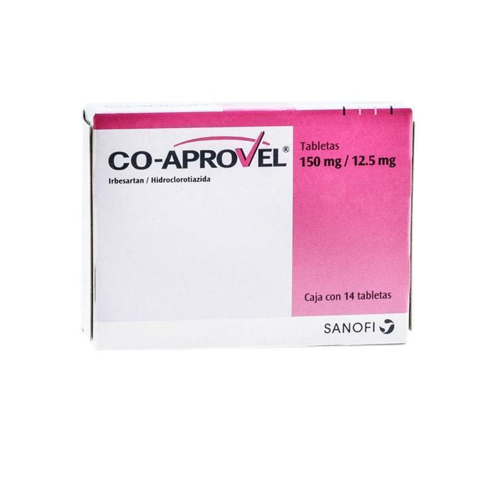 Co Aprovel 150Mg 12 5M Tab C14