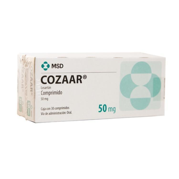 Cozaar 50Mg Cpr C30 Twin Pack