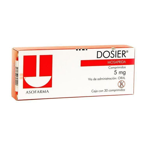 Dosier 5Mg Cpr C30