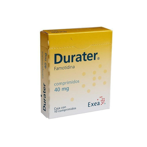 Durater 40Mg Cpr C10