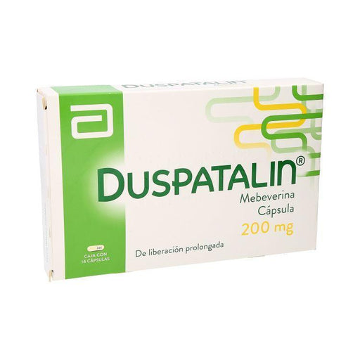 Duspatalin 200Mg Cap C14