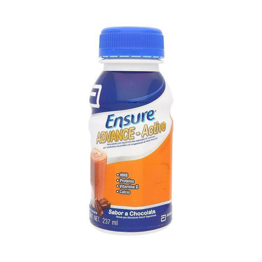 Ensure Advan Activ Chocol237Ml