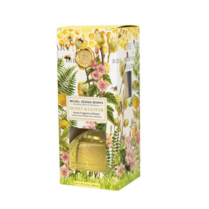 Honey & Clover Reed Diffuser