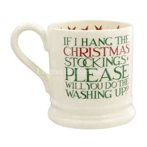 Father Christmas 1/2 Pint Mug