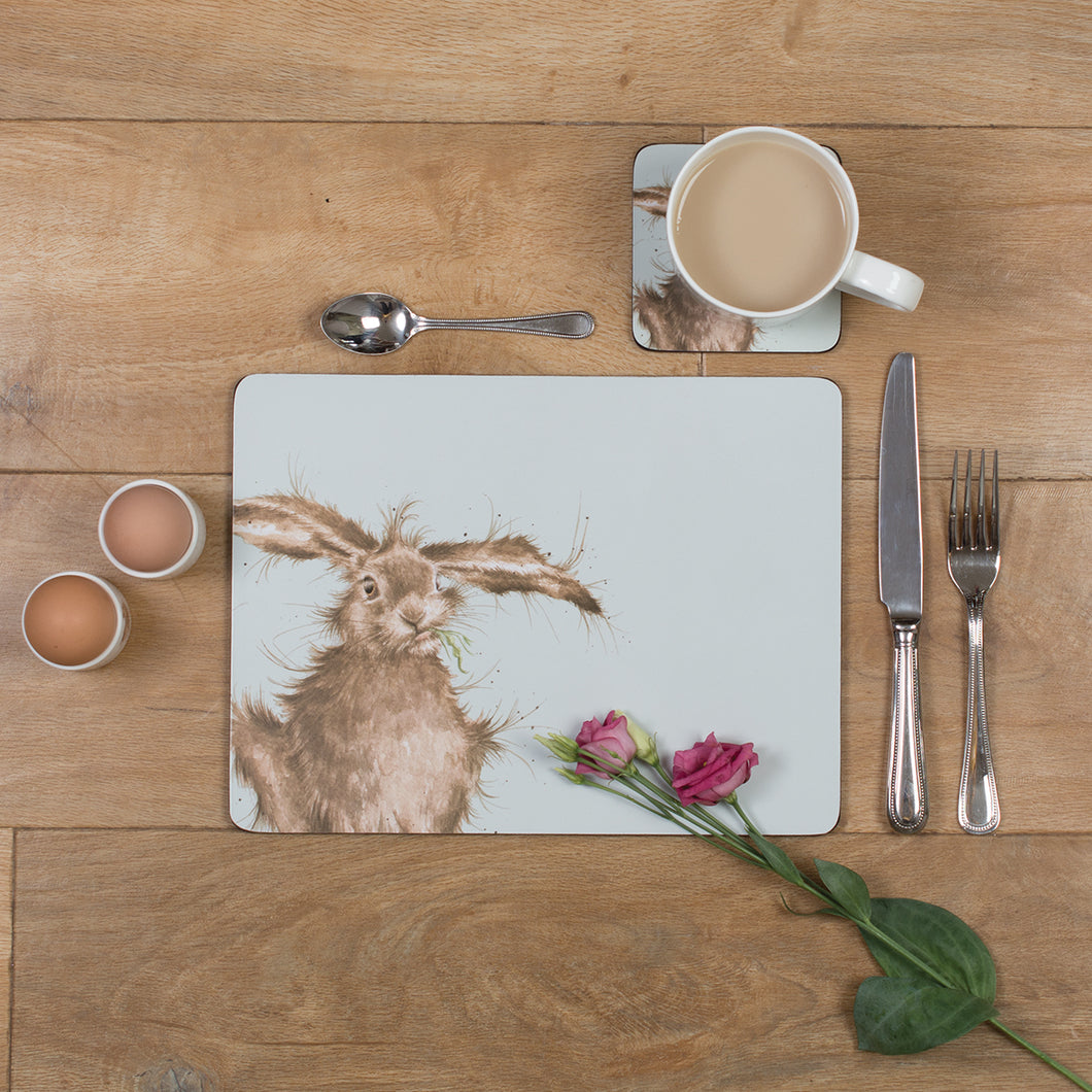 Hare Placemat Set