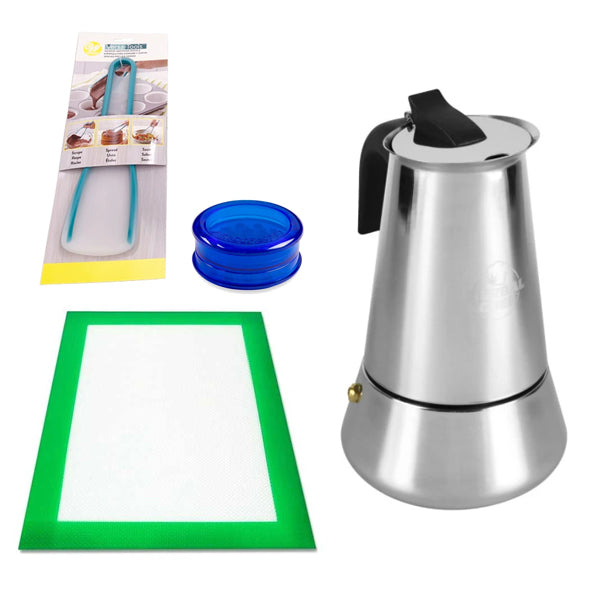 Herbal Chef Stove Top Butter Maker Bundle - 1 Stick - Dabix Labs