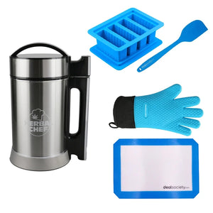 Herbal Chef Electric Infuser Bundle