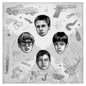 Stand By Me - Giclee print