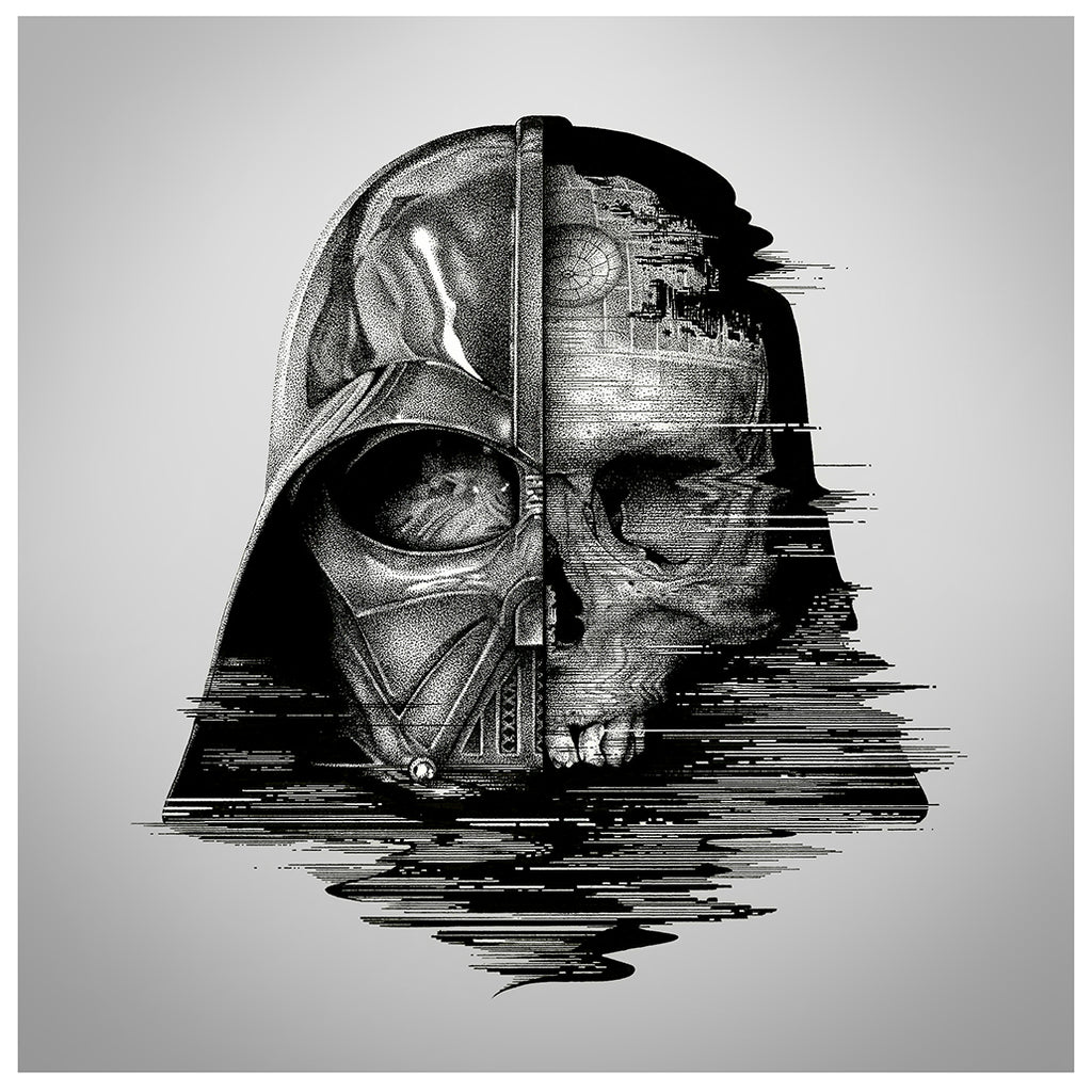 'Death Vader' Giclee Print