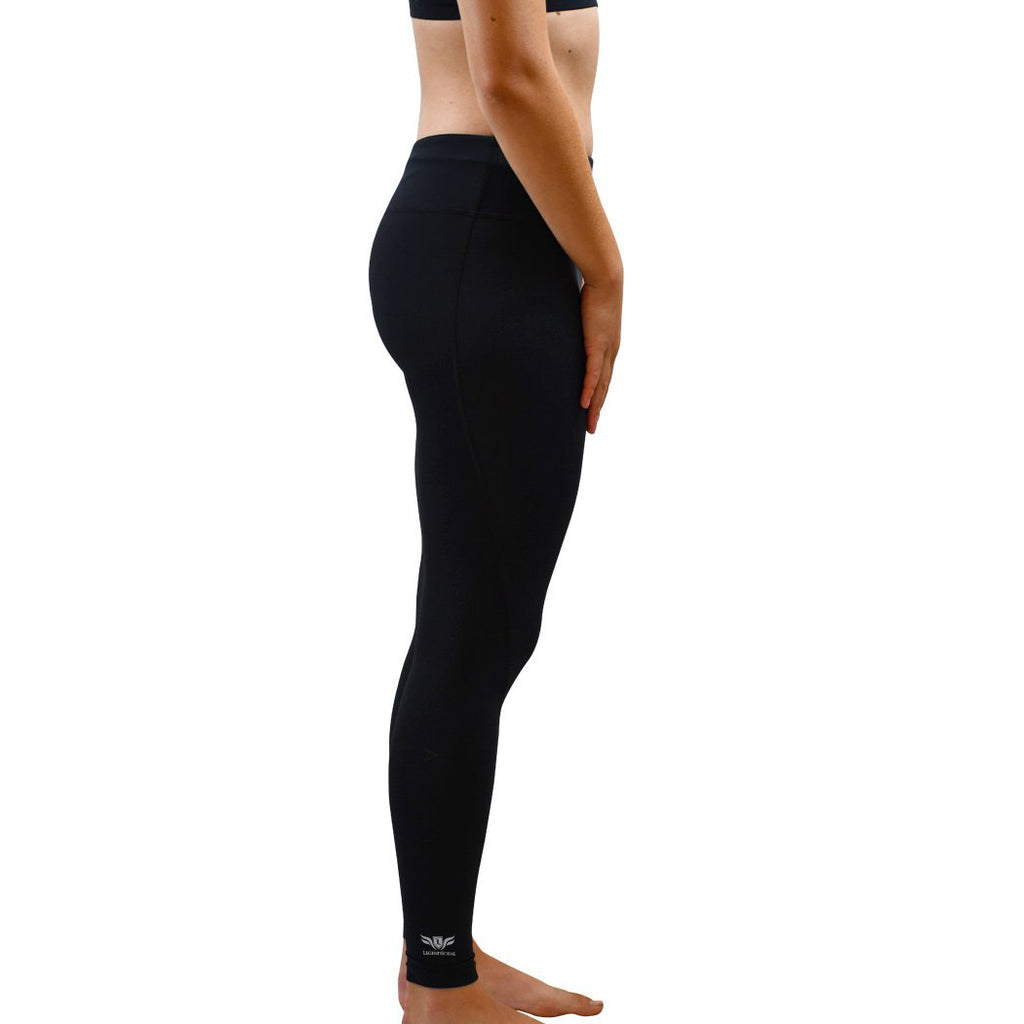 LEGENDBORNE WOMEN'S 7/8 ELITE COMPRESSION TIGHT
