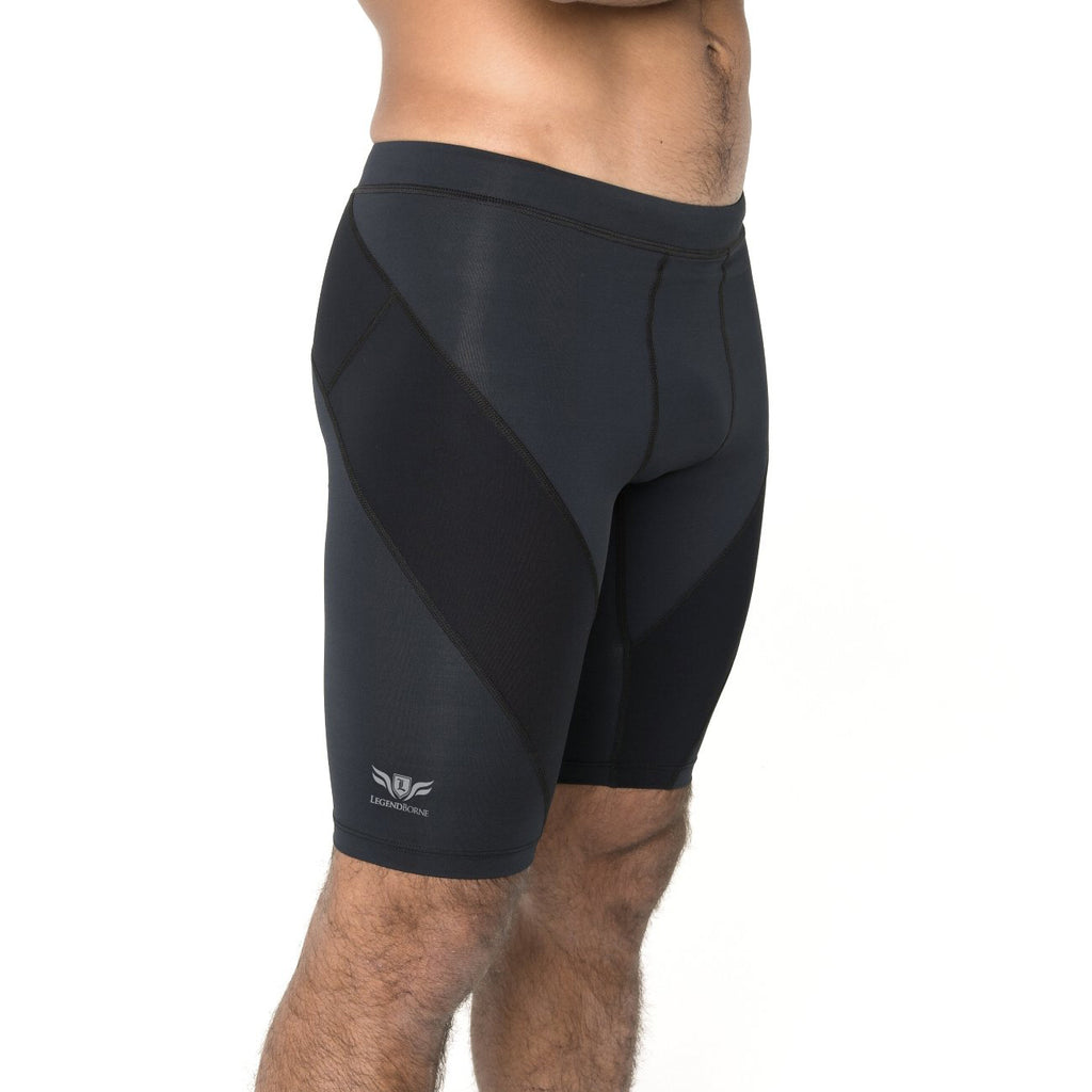 LEGENDBORNE ELITE COMPRESSION SHORT