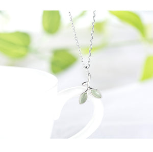 """Leaf"" Necklaces"
