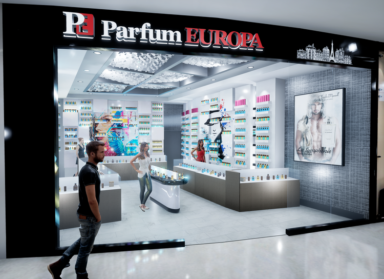 Parfum Europa - American Dream Mall
