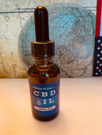 1,000mg CBD Oil - THC free (Select drop down Buy 2 for 20% savings)