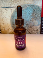 500mg CBD Oil - Full Spectrum (Select drop down Buy 2 for 20% savings)