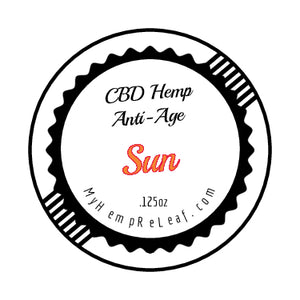 Sun Ray Spray Eaze w/Sun cream Combo SAVE 20% - THC free