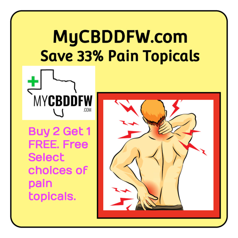 * 33% SAVINGS * 33% of Select Pain Topical, Buy 2, Get 1 FREE