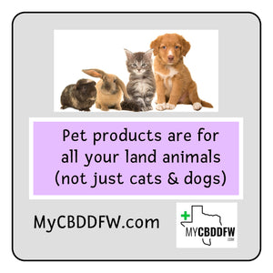 Land Animal Pet Products
