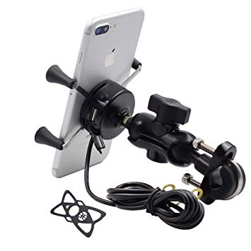 newest collection 8d5a0 83600 X-GRIP Bike Mobile Holder with Waterproof Charger