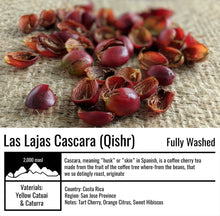 Load image into Gallery viewer, Las Lajas Cascara (Qishr) - Emirati Coffee Co