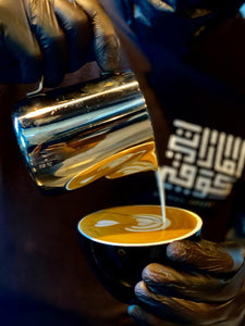 Latte Art - Emirati Coffee Co