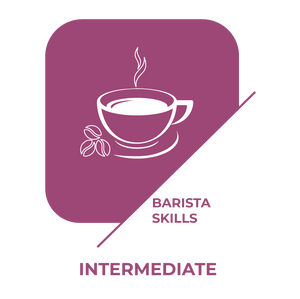 SCA Barista Skills – Intermediate - Emirati Coffee Co