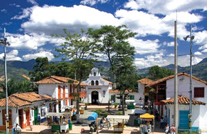 The City of Eternal Spring, Medellin, Columbia